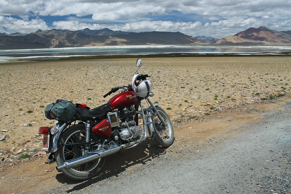 An Epic Ride to Tsomoriri