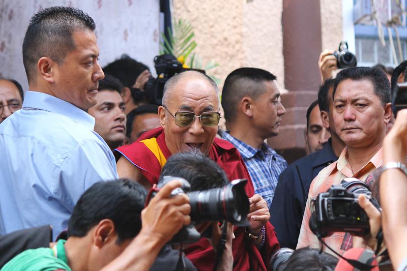 Srinagar held on to us… and the Dalai Lama