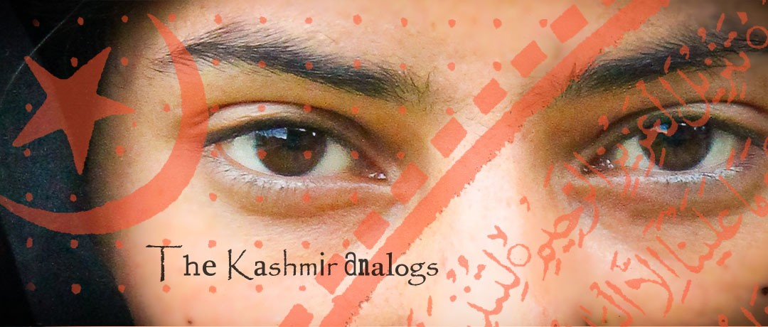 """Before we get started… an intro to """"The Kashmir Analogs"""""""