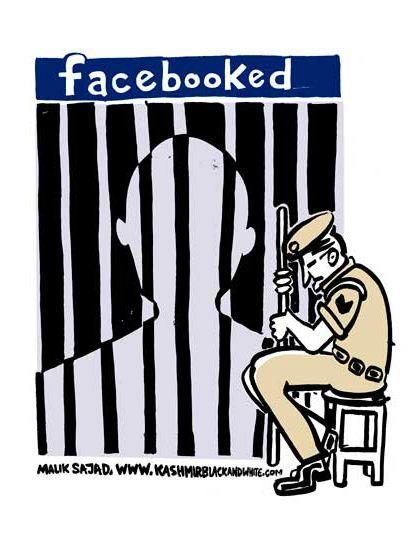 Malik Sajad - Facebooked