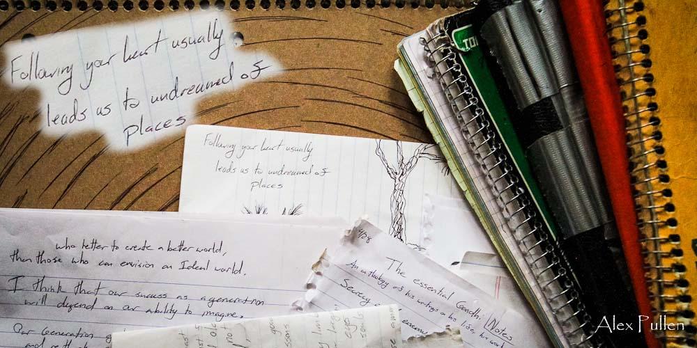 - Journals -