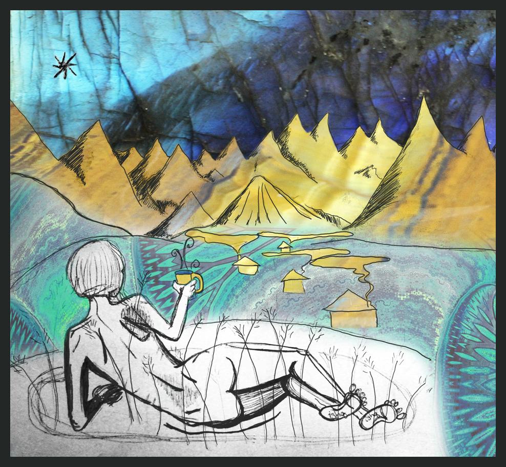 Delightful Hiatus - Alex Pullen