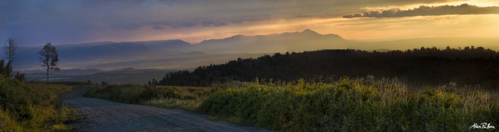 Alex Pullen - Sleeping Ute Mountain, Mancos Colorado