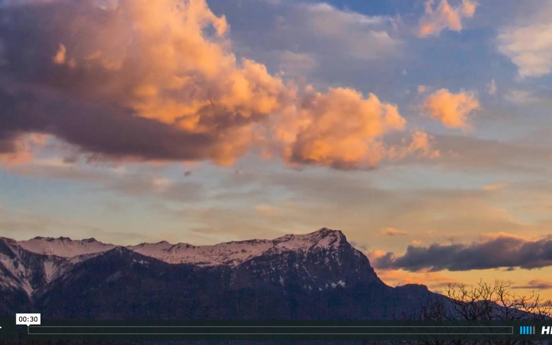 Le Grand Morgon Time-lapse – 4K