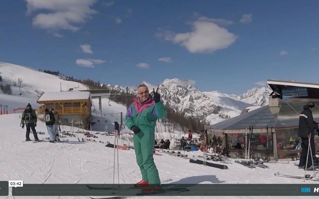 Puy Saint Vincent Ski Session