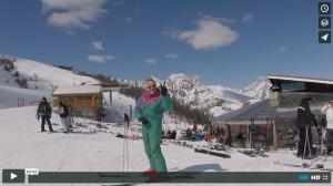 Puy Saint Vincent Ski Station - Alex Pullen Video