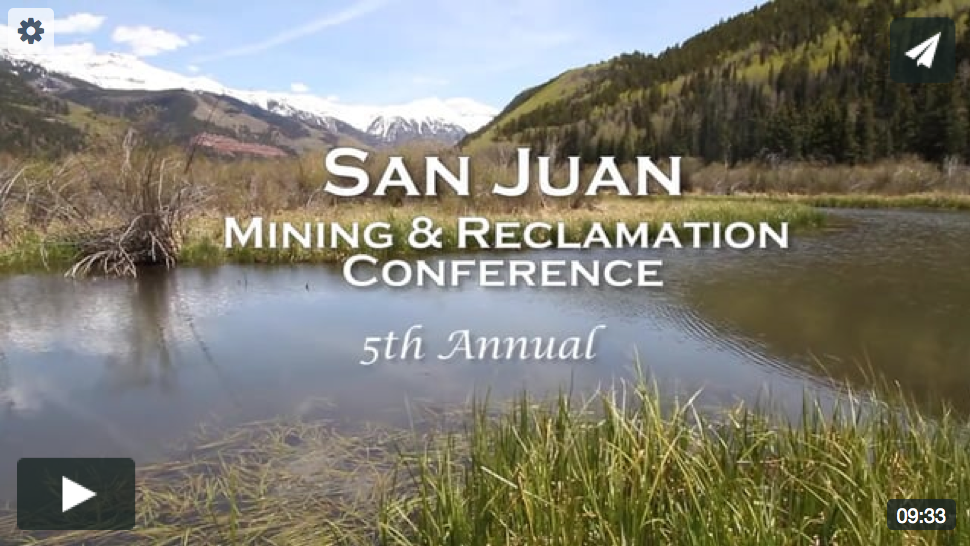 San Juan Mining and Reclamation Conference