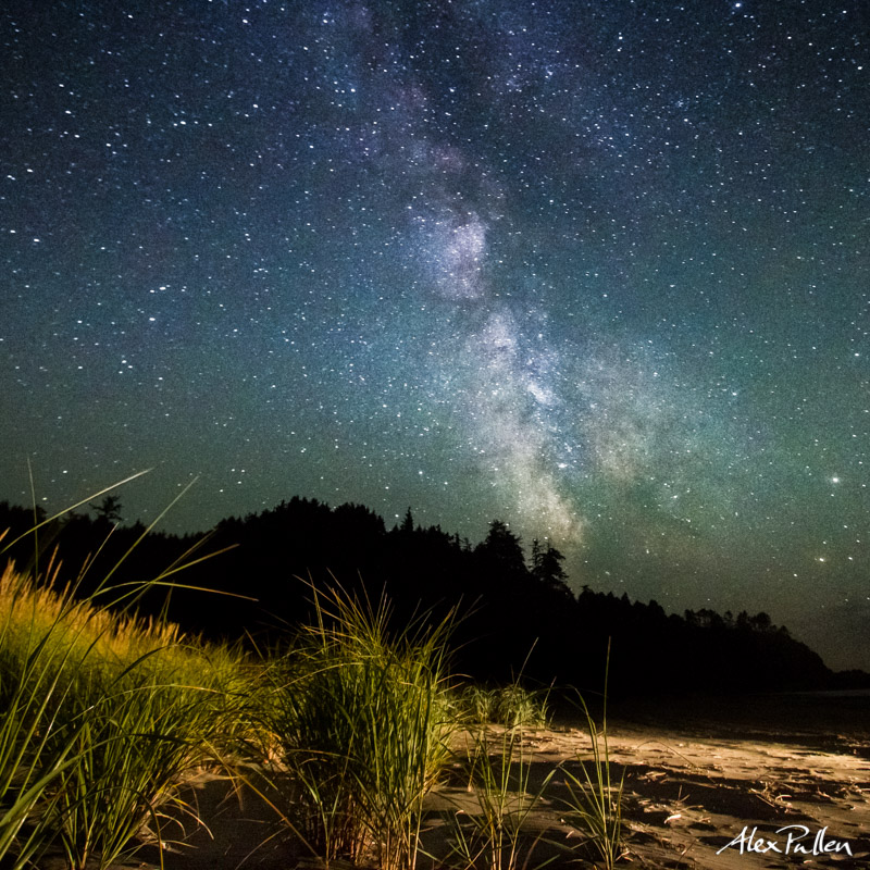 Alex Pullen astrophotography stars milky way galaxy