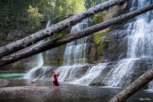 Lower Falls Gifford Pinchot National Forest Alex Pullen Photography-3602