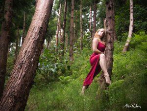 Wild Women of 2017 Calendar Alex Pullen Photography