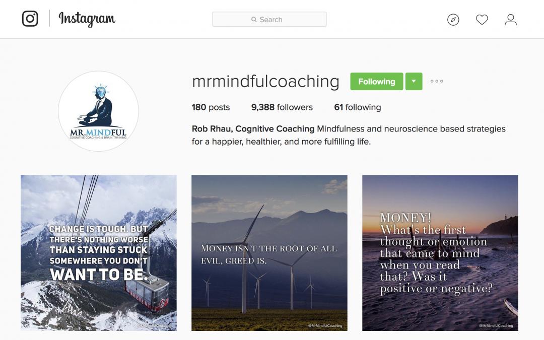 Mr Mindful Coaching – Partnership