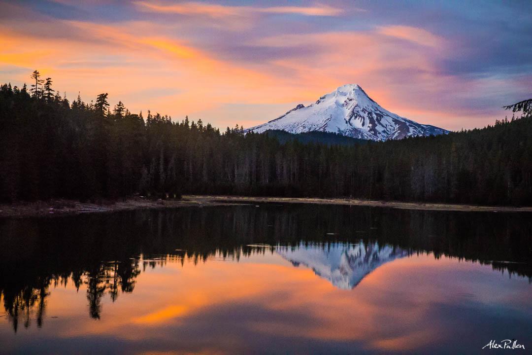Mt Hood Oregon Alex Pullen Photography