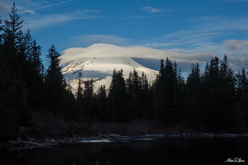 mt hood oregon llenticular cloud alex pullen photography