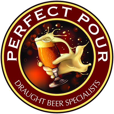 perfect pour beer logo
