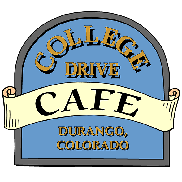 college drive cafe logo
